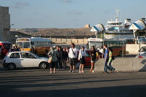 Port, Gozo island Malta