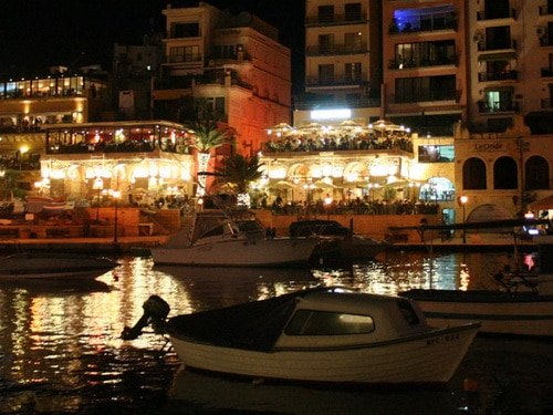Food & Drink, Restaurants in Malta