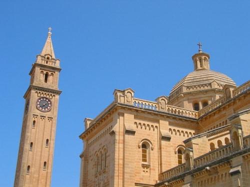 Ta Pinu church, Gozo, Malta