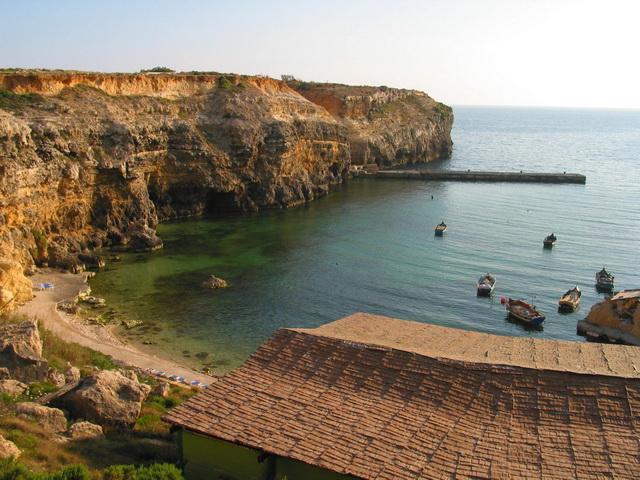 Tempo em Malta, Viagem Malta costa