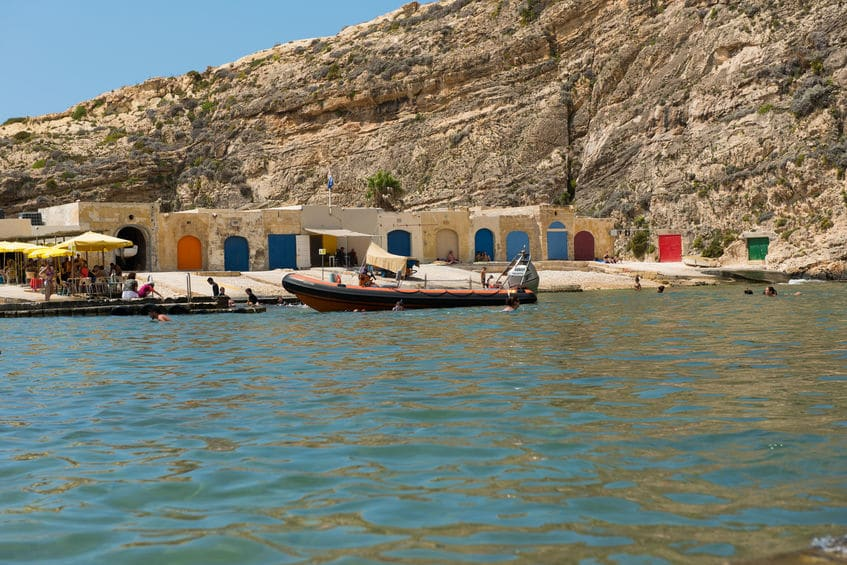 Photos of Beaches and Coast line in Malta