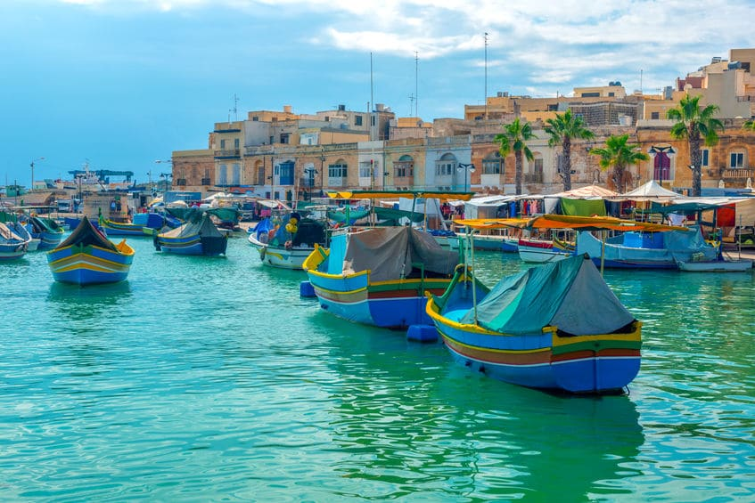 Best Coastal Cities in Malta