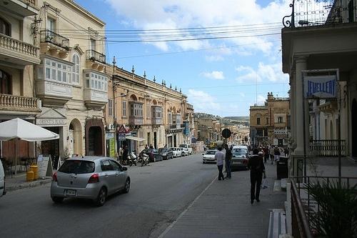 Drive in Malta