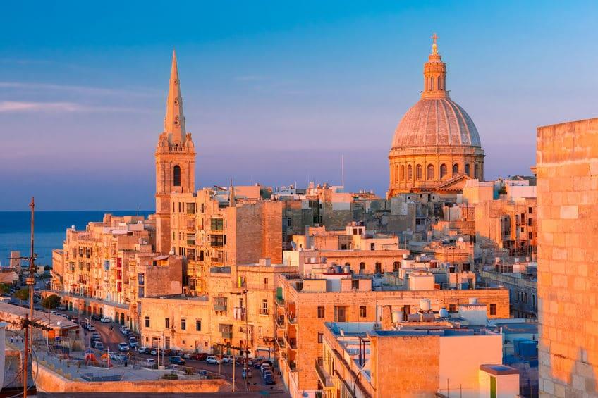 Valletta the Maltese Capital