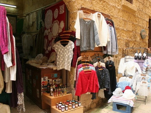 Shopping Malta