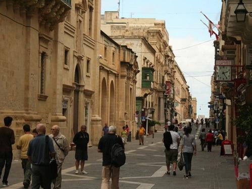 Valletta, Malta UNESCO